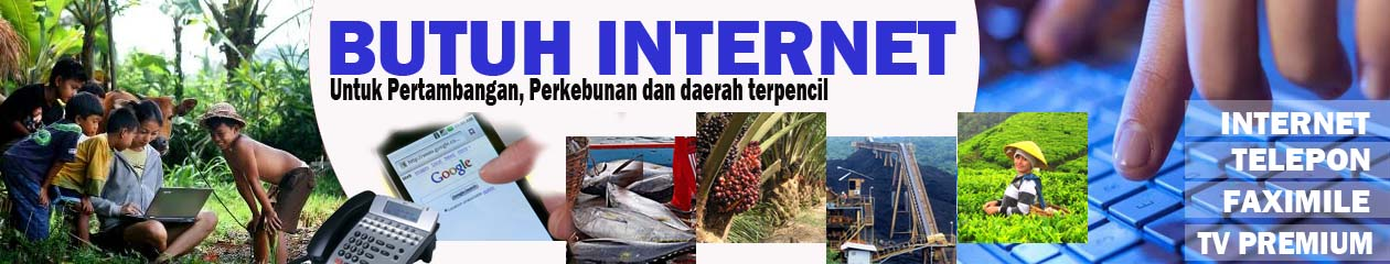 Butuh Internet